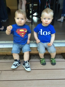 Cutie cousins.