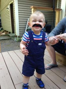 Cousin Braden!